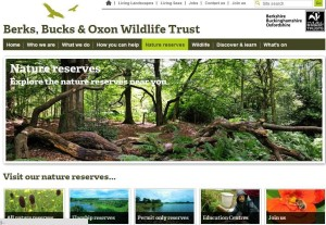 BBOWT Wildlife sites