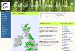 BSBI website