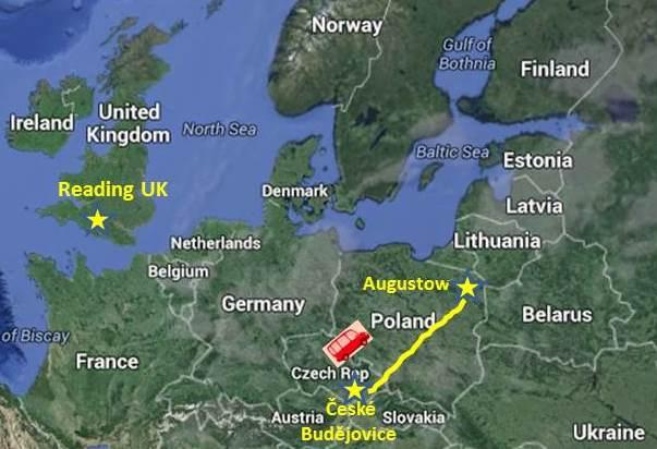 european tour day 2