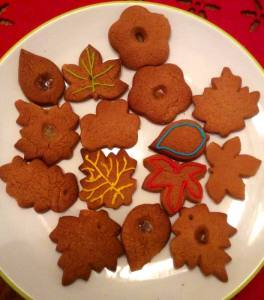 gingerbread plants
