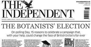 extree botany and battle for no 10 rev