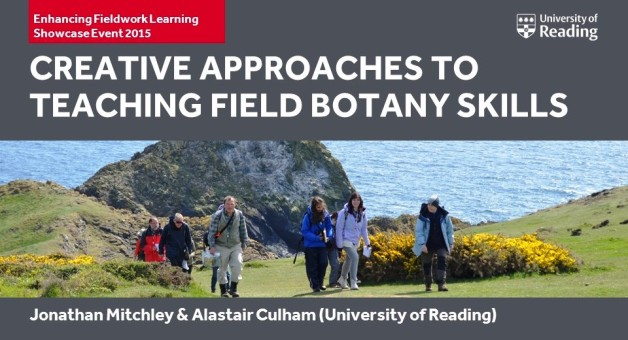 Creative approaches to teaching field botany skills 07