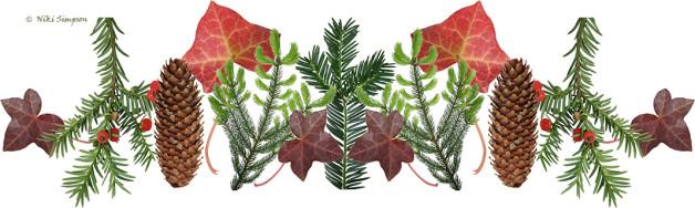 Advent Botany 2016 banner for Dr M website blog